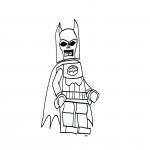 Dessin Lego Batman