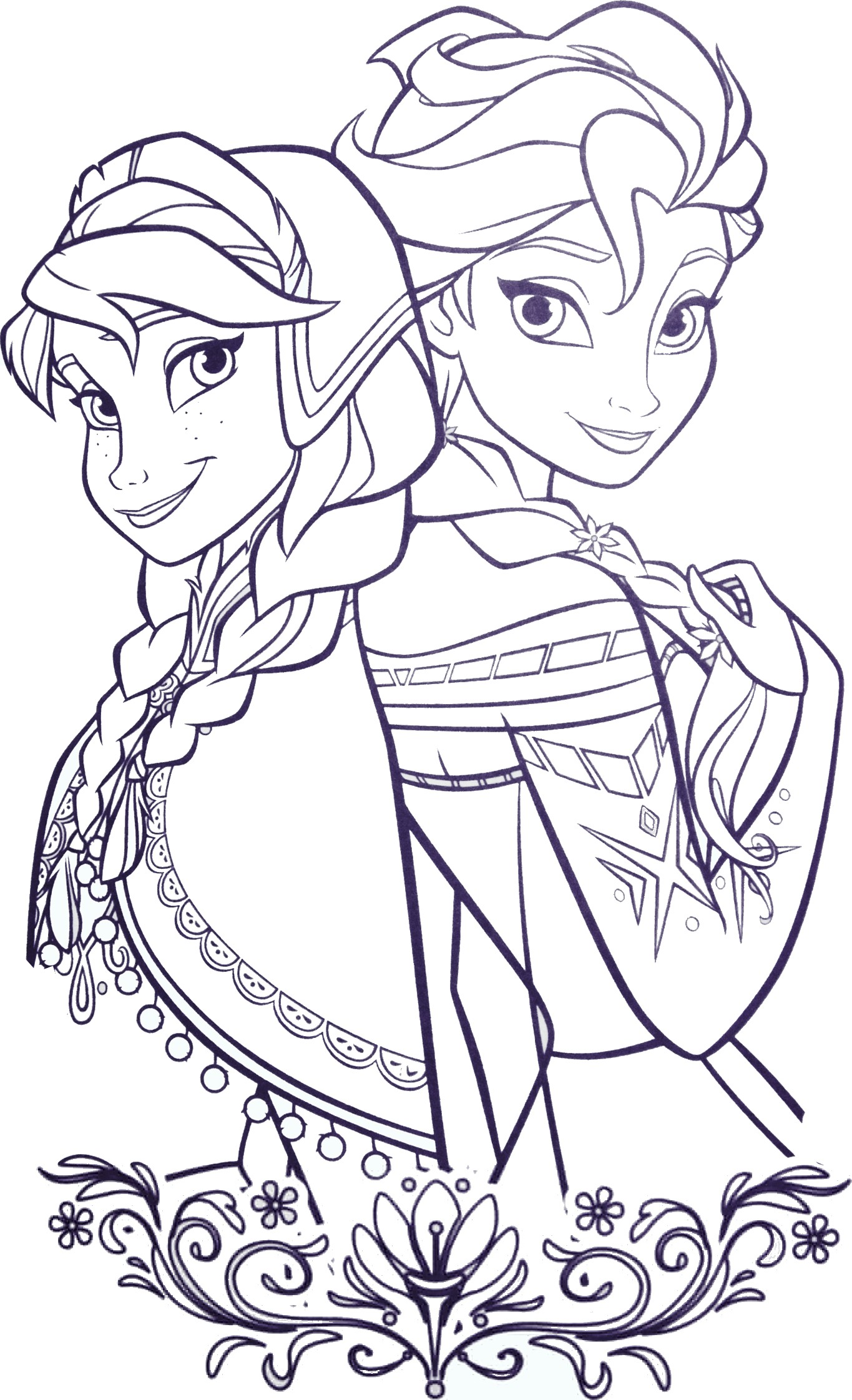 princesses arendelle