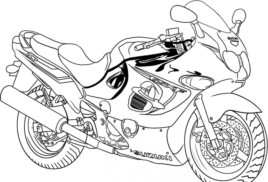 Moto Suzuki