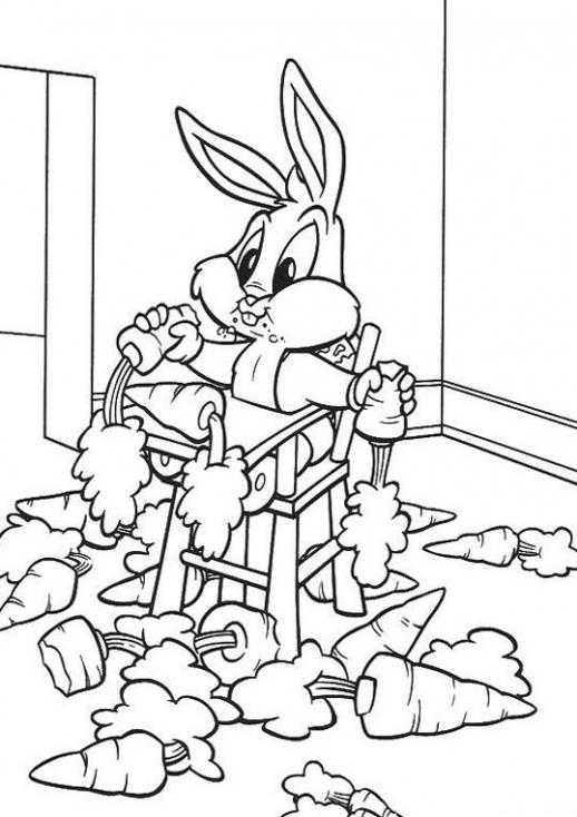 Bébé Bugs Bunny