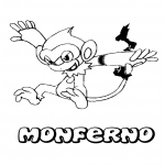 Monferno Pokemon