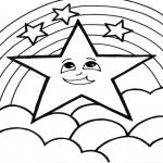 Etoile dans le ciel
