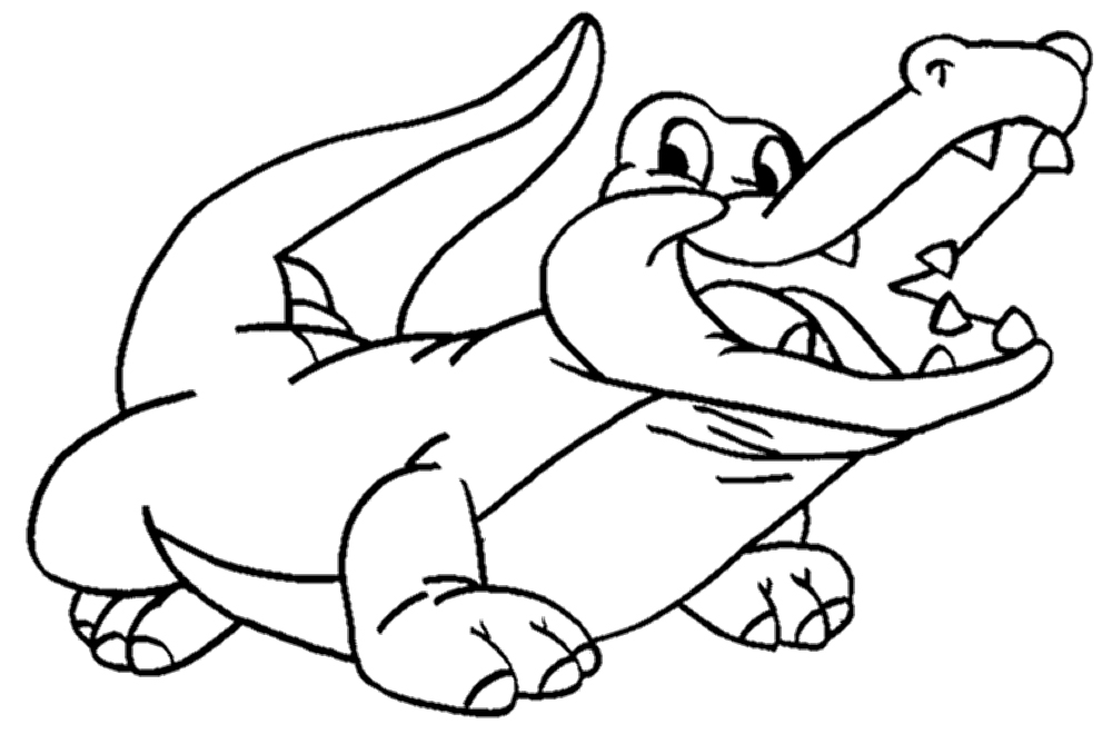 crocodile pokemon coloring pages - photo#3