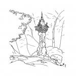 La grande tour de Raiponce