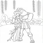 Megara et Hercule
