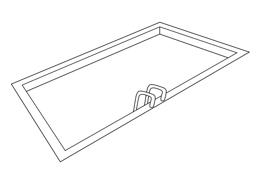 coloriage piscine imprimer sur coloriages info. Black Bedroom Furniture Sets. Home Design Ideas