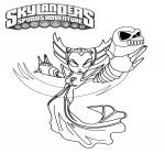 Coloriage skylanders spyro's adventure