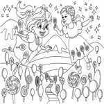 Coloriage Anges