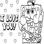 Bob l'éponge coeur