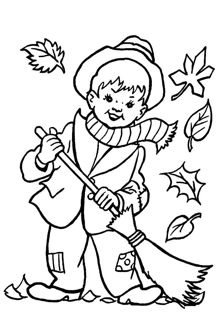 coloriage feuille automne 224 imprimer sur coloriages info