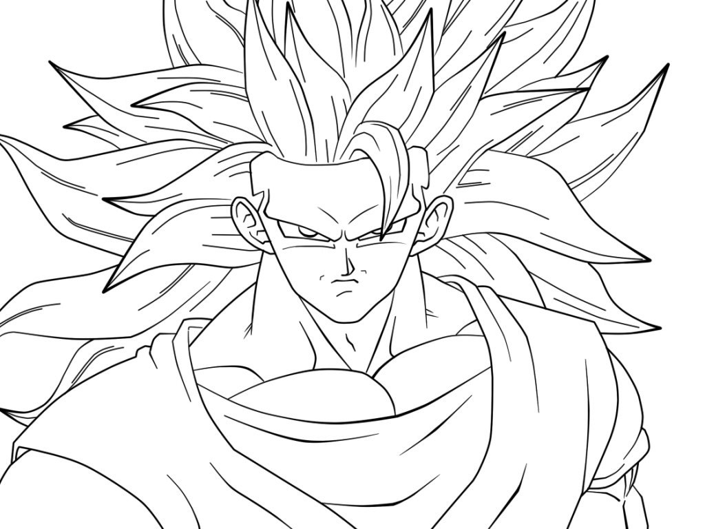 Coloriage sangoku ssj3 imprimer sur coloriages info - Coloriage dragon ball z sangoku ...