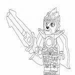 Coloriage Lego chima