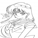 Princesse Sailor Mars