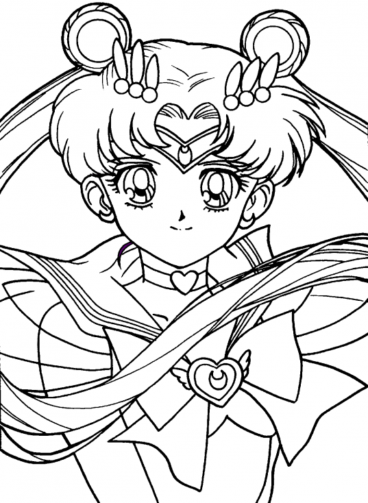 sailor moon princess coloring pages coloring pages