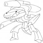 Genesect Pokemon