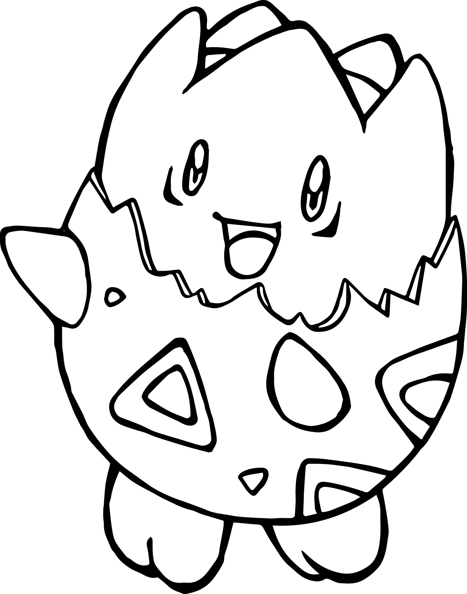 Charizard coloring page  Free Printable Coloring Pages