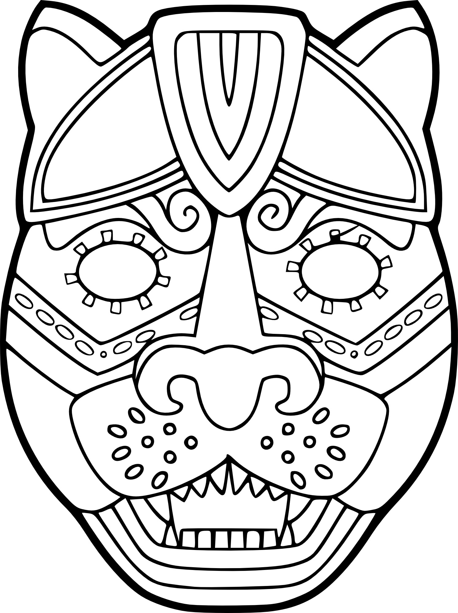 Lego coloring pages coloring pages - Coloriage masque ...