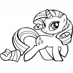 Coloriage My Little Poney 2