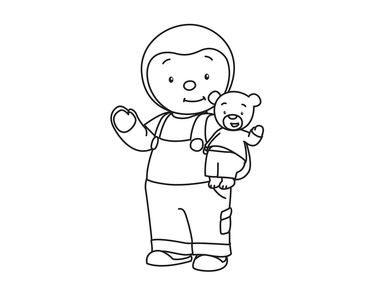 Coloriage Tchoupi Doudou 224 Imprimer Sur Coloriages Info The Tank Coloring Pages