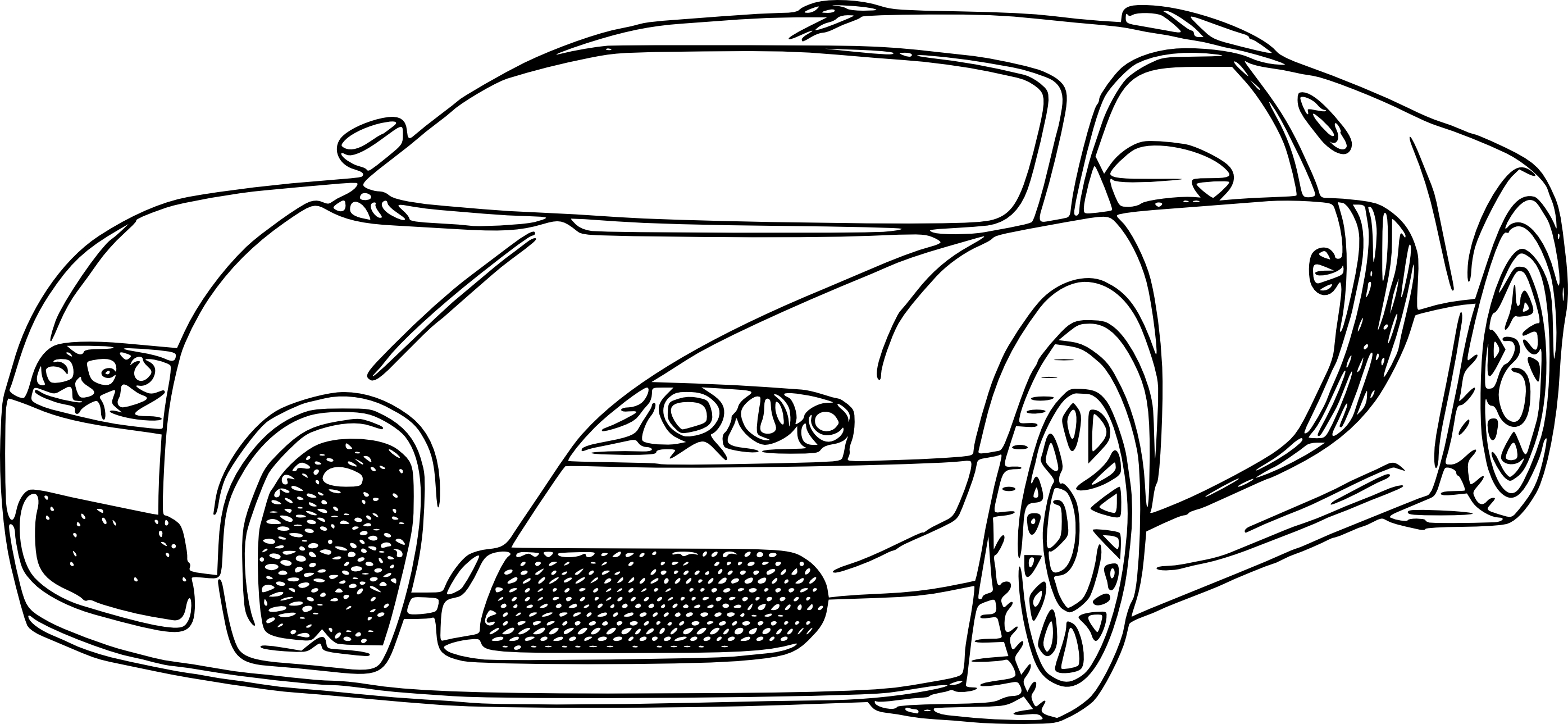 coloriage bugatti veyron imprimer sur coloriages info. Black Bedroom Furniture Sets. Home Design Ideas