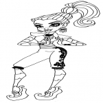 Gigi Grant Monster High