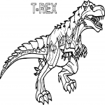 T-rex Invizimals