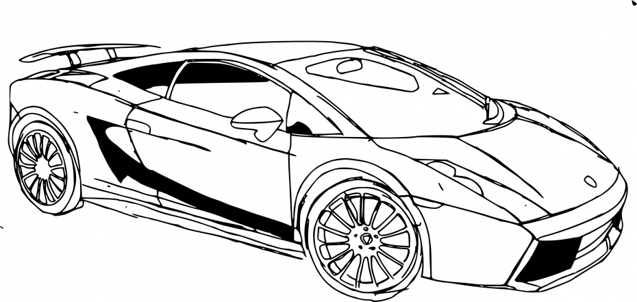 coloriage lamborghini imprimer sur coloriages info. Black Bedroom Furniture Sets. Home Design Ideas