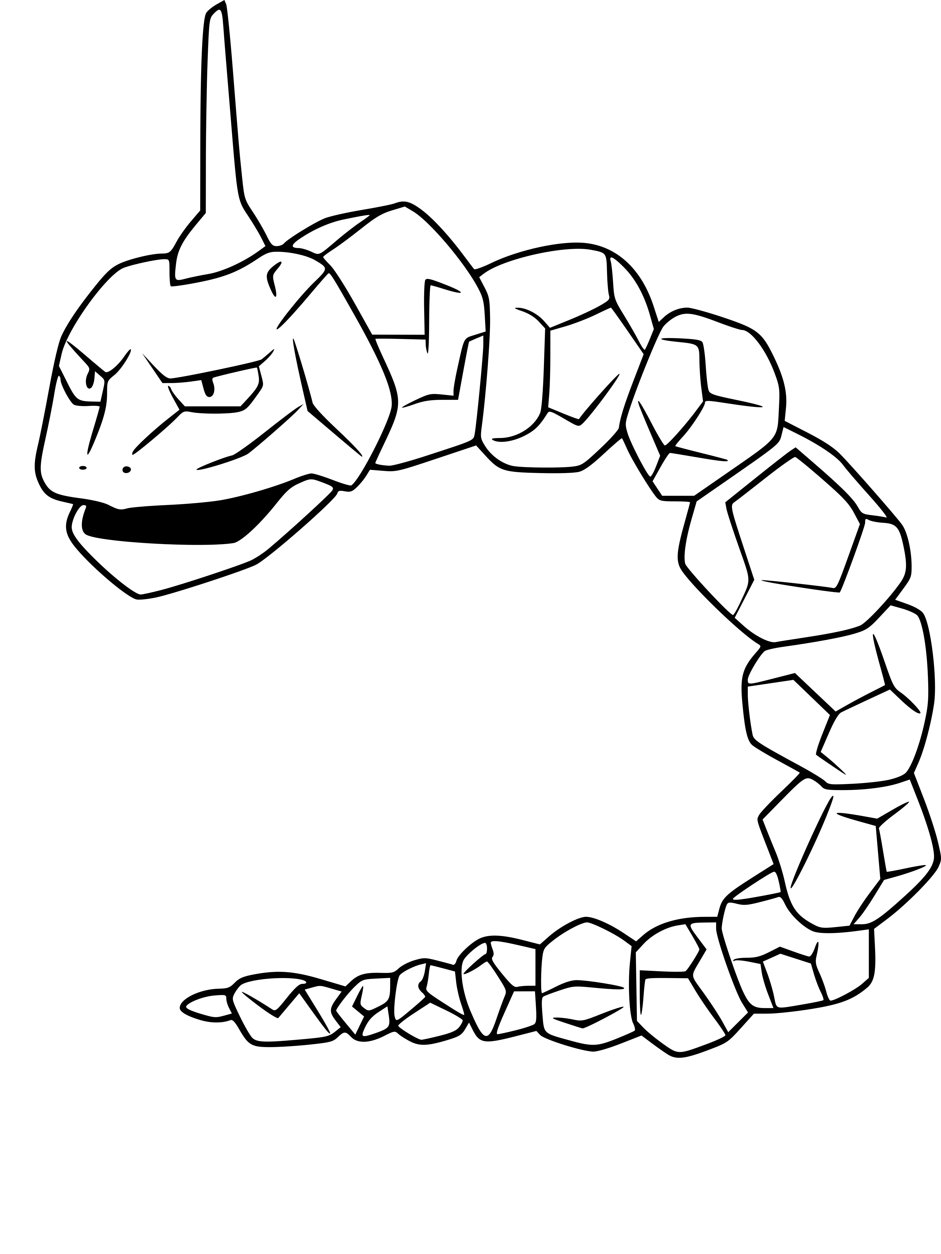 Machoke Coloring Pages Coloring Pages