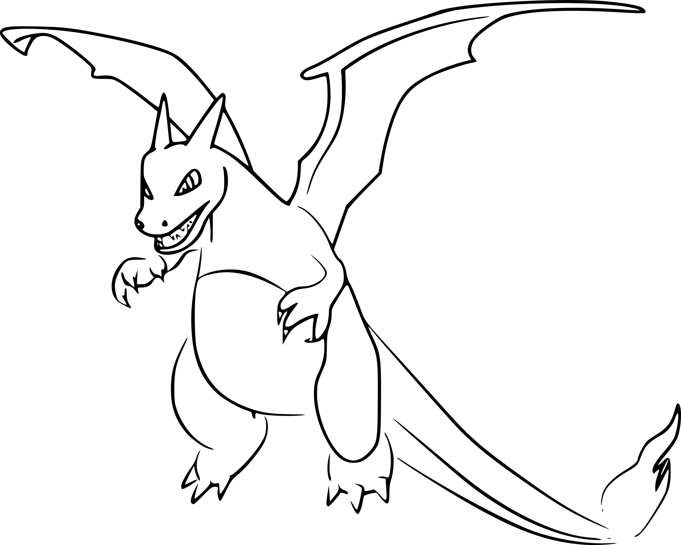 Coloriage dracaufeu pokemon go imprimer sur coloriages info - Coloriage pokemon dracaufeu ...