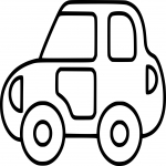 Automobile simple