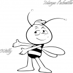 Willy Maya l'abeille