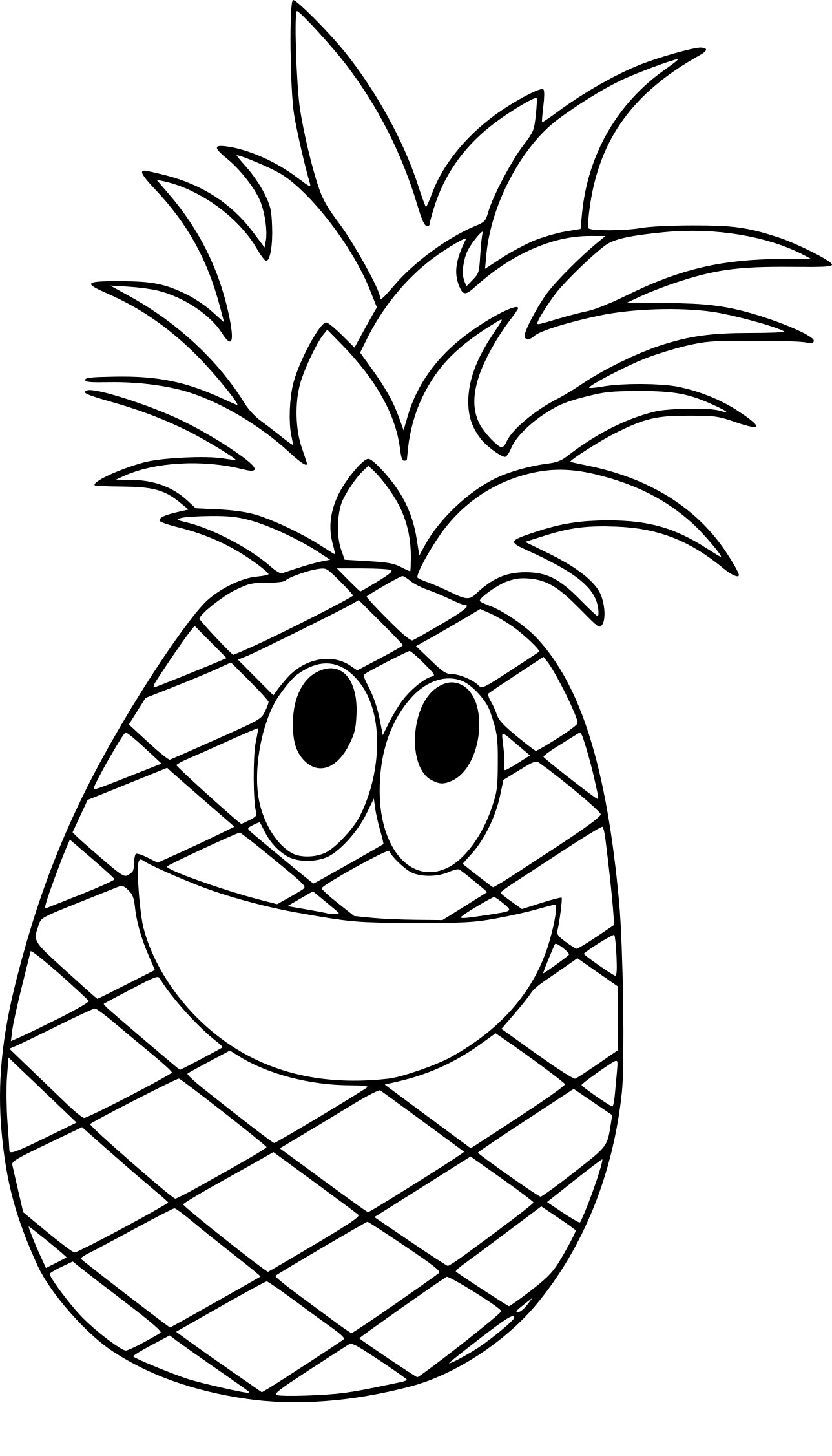 Ananas dessin related keywords ananas dessin long tail - Ananas dessin ...