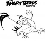 Coloriage Angry Birds film