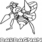 Dardargnan Pokemon