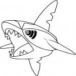Sharpedo Pokemon