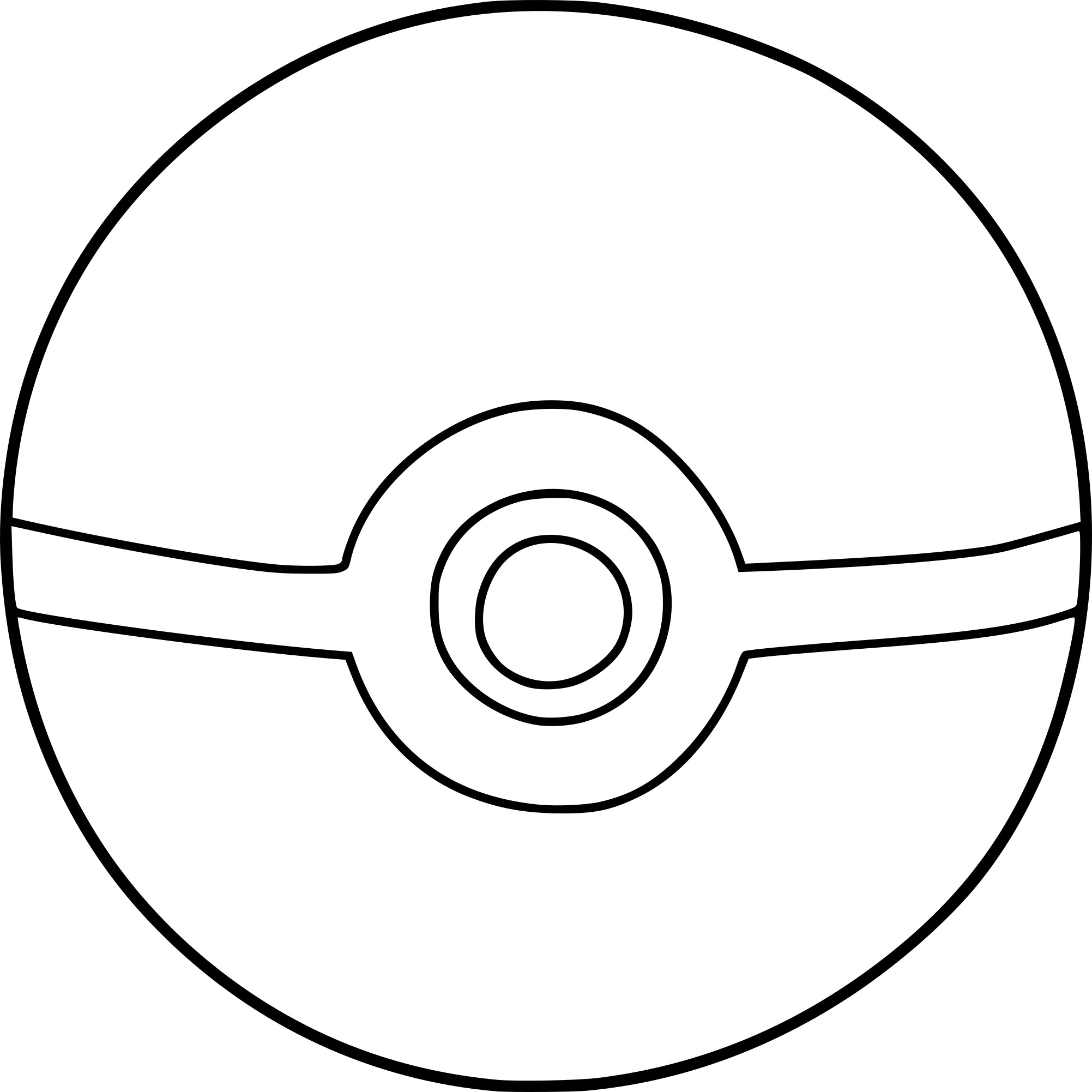 printable pokeball coloring pages - photo#3