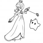 Rosalina Super Smash Bros