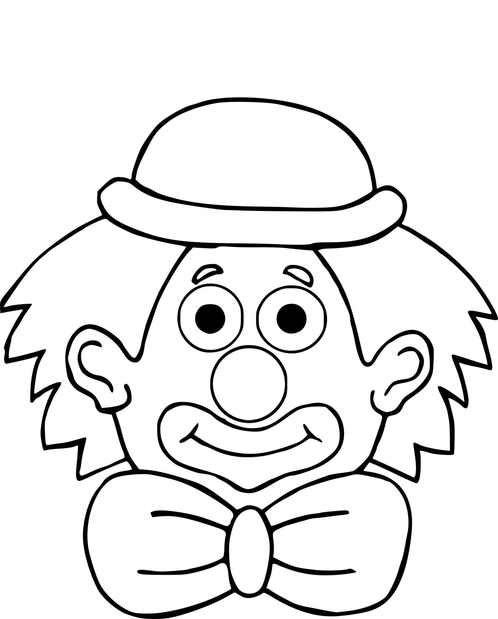 Coloriage Clown Drole.Awesome Coloriage Tete De Clown Unique Coloriage Tete De