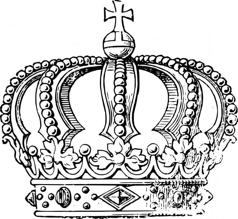 Couronne de royale