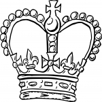 Couronne royale dessin