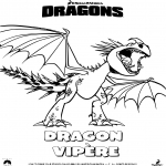 Dragons dragon vipère