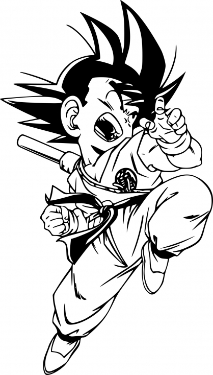 Dragon Ball GT dessin