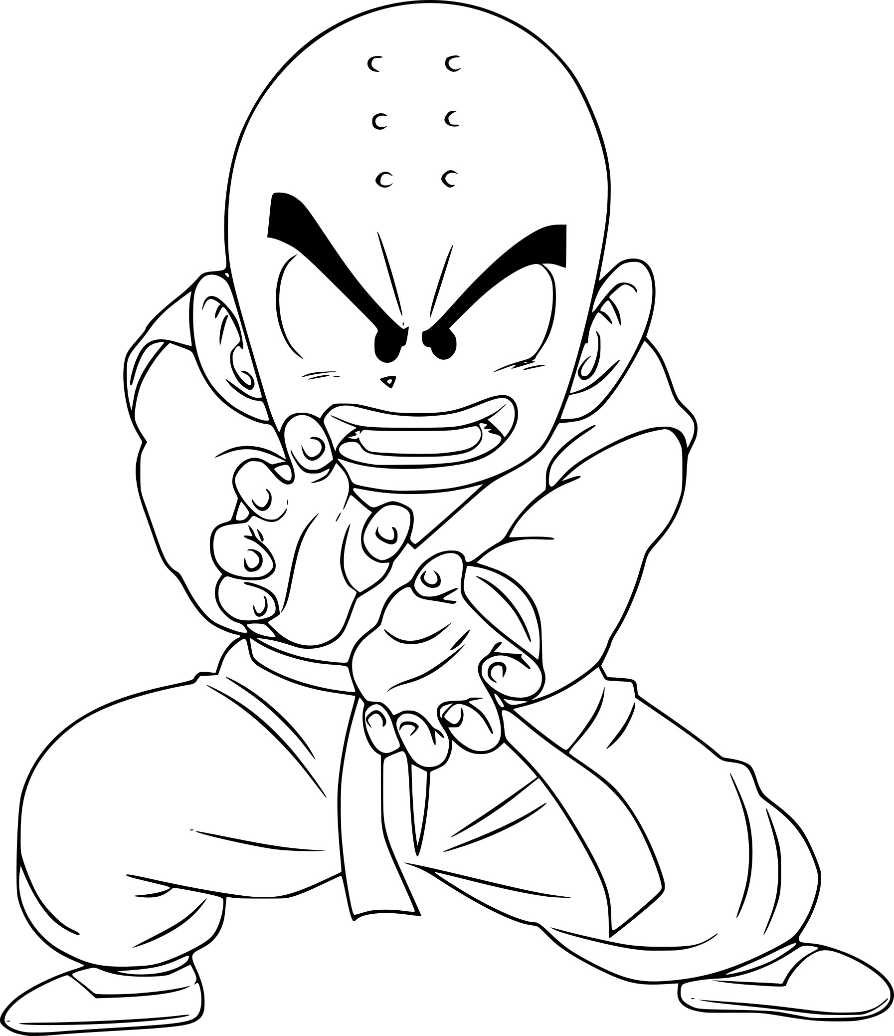 15 coloriage dragon ball z de docteur gerro - Dessin de dragon ball ...