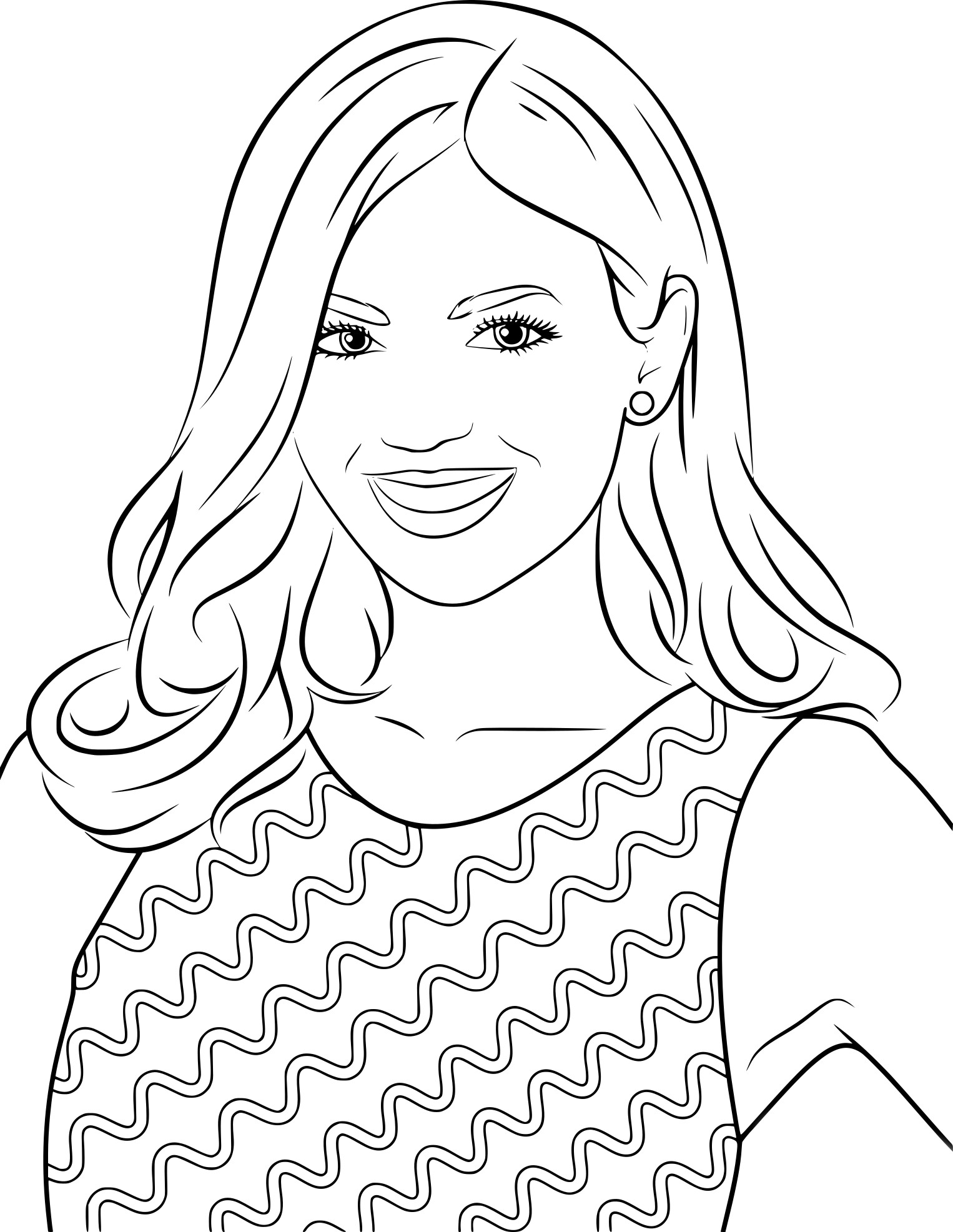 oprah winfrey coloring pages printable coloring pages