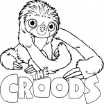 Les Croods dessin