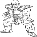 Dragon Ball Z Nappa