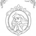 Coloriage Disney la Belle au bois dormant