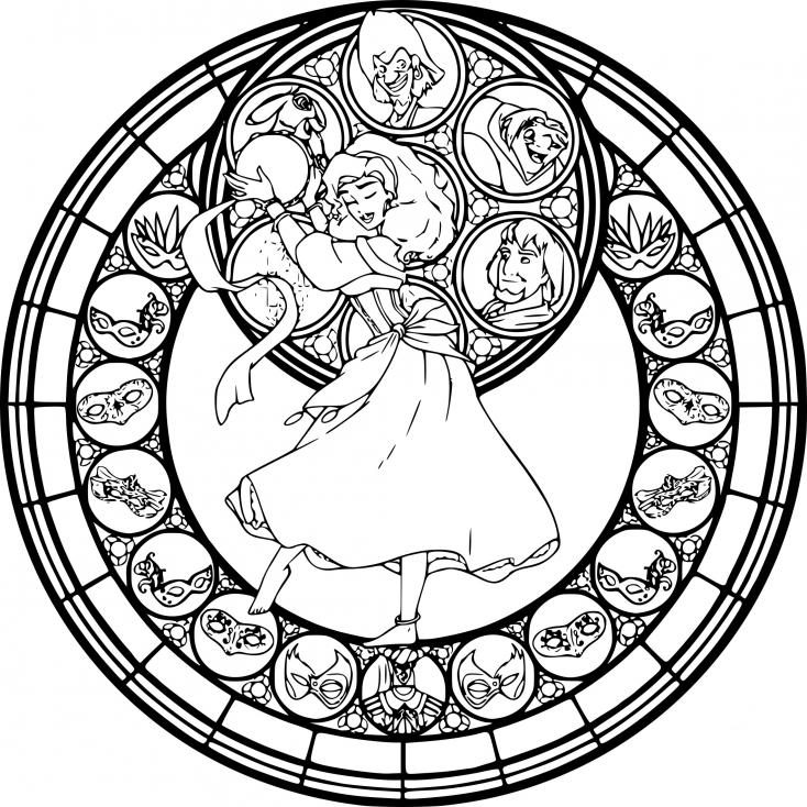 Mandala Disney