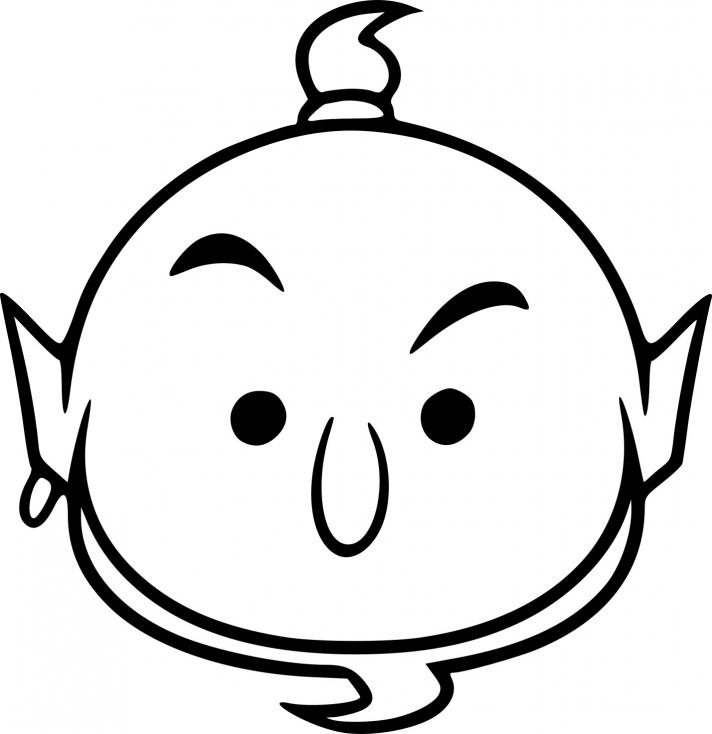 Tsum Tsum génie