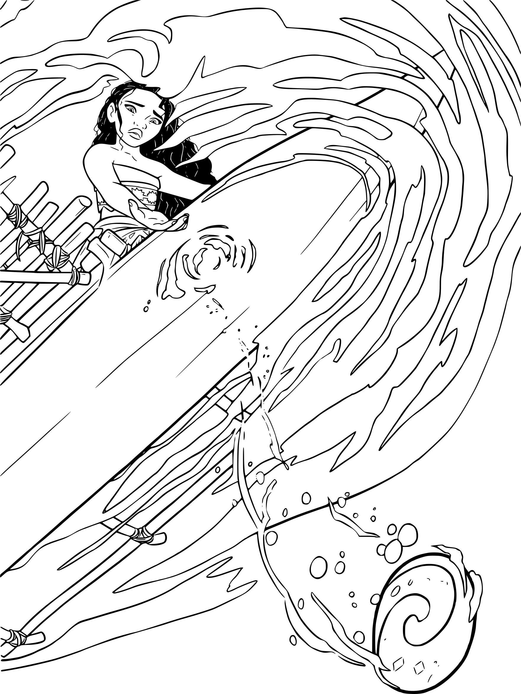 Coloriage vaiana bateau imprimer sur coloriages info - Coloriage info ...